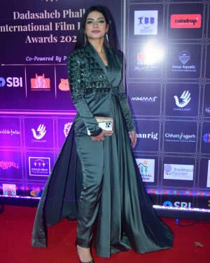 Photos: Celebs At Dadasaheb Phalke Awards 2021
