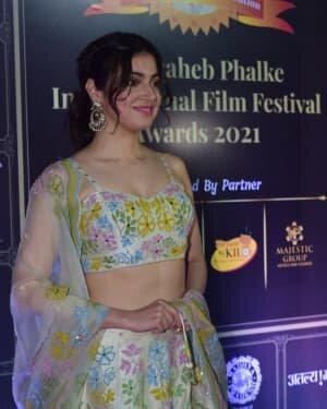 Divya Khosla - Photos: Celebs At Dadasaheb Phalke Awards 2021 | Picture 1776675