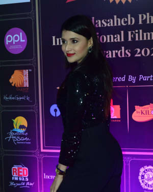 Mannara Chopra - Photos: Celebs At Dadasaheb Phalke Awards 2021 | Picture 1776654