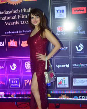 Saloni Aswani - Photos: Celebs At Dadasaheb Phalke Awards 2021 | Picture 1776608