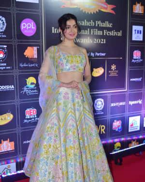 Divya Khosla - Photos: Celebs At Dadasaheb Phalke Awards 2021 | Picture 1776674