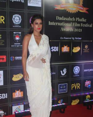 Nia Sharma - Photos: Celebs At Dadasaheb Phalke Awards 2021 | Picture 1776699