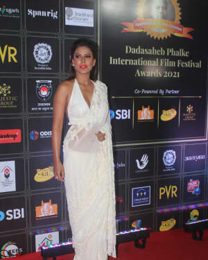 Nia Sharma - Photos: Celebs At Dadasaheb Phalke Awards 2021