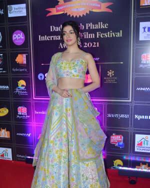 Divya Khosla - Photos: Celebs At Dadasaheb Phalke Awards 2021 | Picture 1776672