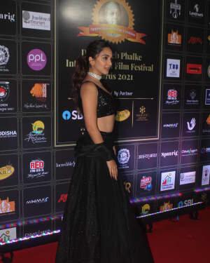 Kiara Advani - Photos: Celebs At Dadasaheb Phalke Awards 2021 | Picture 1776690