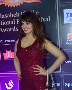Saloni Aswani - Photos: Celebs At Dadasaheb Phalke Awards 2021