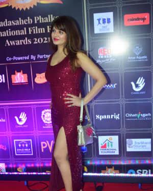 Saloni Aswani - Photos: Celebs At Dadasaheb Phalke Awards 2021 | Picture 1776609