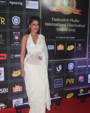 Nia Sharma - Photos: Celebs At Dadasaheb Phalke Awards 2021 | Picture 1776700
