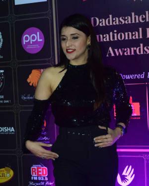 Mannara Chopra - Photos: Celebs At Dadasaheb Phalke Awards 2021 | Picture 1776656