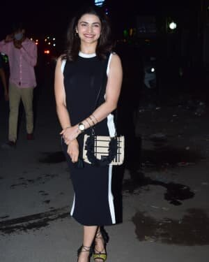 Prachi Desai - Photos: Celebs Spotted At Andheri | Picture 1763654