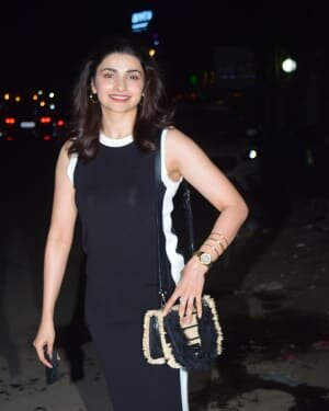 Prachi Desai - Photos: Celebs Spotted At Andheri | Picture 1763657