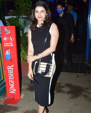 Prachi Desai - Photos: Celebs Spotted At Andheri | Picture 1763663