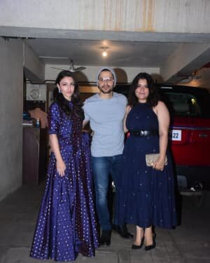 Photos: Celebs Spotted At Kareena Kapoor's House For New Year Party
