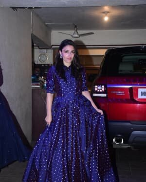 Soha Ali Khan - Photos: Celebs Spotted At Kareena Kapoor's House For New Year Party | Picture 1763717