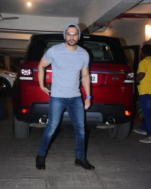 Kunal Khemu - Photos: Celebs Spotted At Kareena Kapoor's House For New Year Party