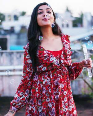 Smruthi Venkat Latest Photoshoot | Picture 1762971