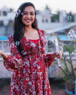 Smruthi Venkat Latest Photoshoot | Picture 1762968