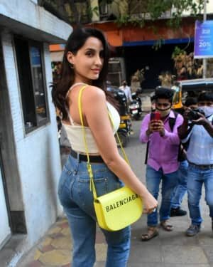Nora Fatehi - Photos: Celebs Spotted At Bandra | Picture 1764382