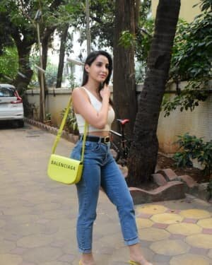Nora Fatehi - Photos: Celebs Spotted At Bandra | Picture 1764386
