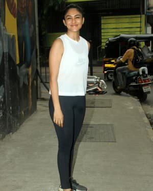 Mrunal Thakur - Photos: Celebs Spotted At Gym | Picture 1764112