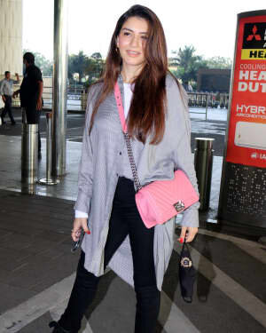 Hansika Motwani - Photos: Celebs Spotted At Airport | Picture 1765995