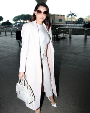 Nora Fatehi - Photos: Celebs Spotted At Airport | Picture 1765991