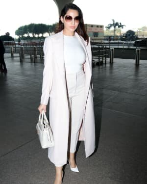 Nora Fatehi - Photos: Celebs Spotted At Airport | Picture 1765993
