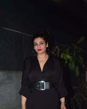 Raveena Tandon - Photos: Celebs Spotted At Bandra | Picture 1765948