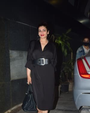 Raveena Tandon - Photos: Celebs Spotted At Bandra | Picture 1765947