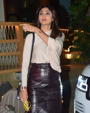 Shilpa Shetty - Photos: Celebs Spotted At Bastian Worli | Picture 1765939