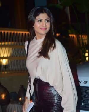 Shilpa Shetty - Photos: Celebs Spotted At Bastian Worli | Picture 1765938