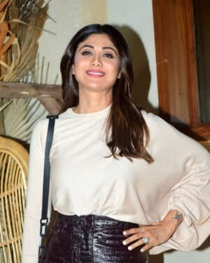Shilpa Shetty - Photos: Celebs Spotted At Bastian Worli | Picture 1765942