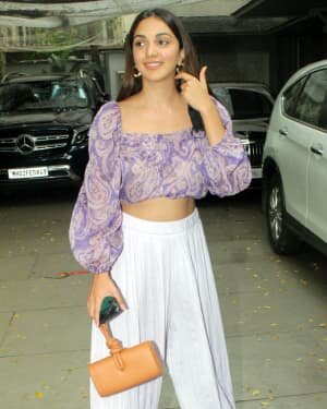 Kiara Advani - Photos: Celebs Spotted At Juhu