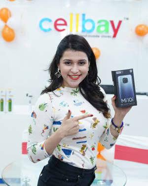 Photos: Mannara Chopra Unveils Xiaomi Mi10i Smartphone | Picture 1765972