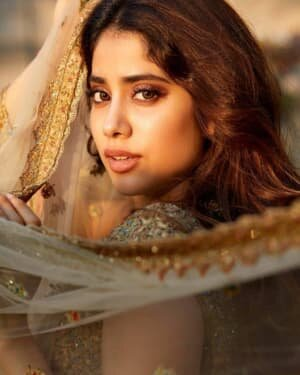 Janvhi Kapoor For Brides Today India 2020 Photoshoot | Picture 1767340