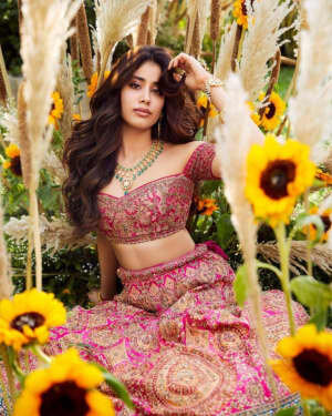 Janvhi Kapoor For Brides Today India 2020 Photoshoot | Picture 1767342