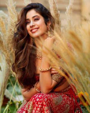 Janvhi Kapoor For Brides Today India 2020 Photoshoot
