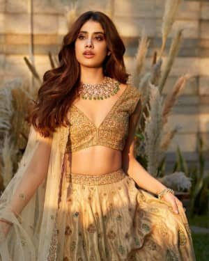 Janvhi Kapoor For Brides Today India 2020 Photoshoot | Picture 1767341
