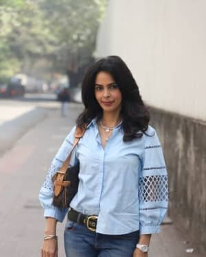 Mallika Sherawat - Photos: Celebs Spotted At Andheri