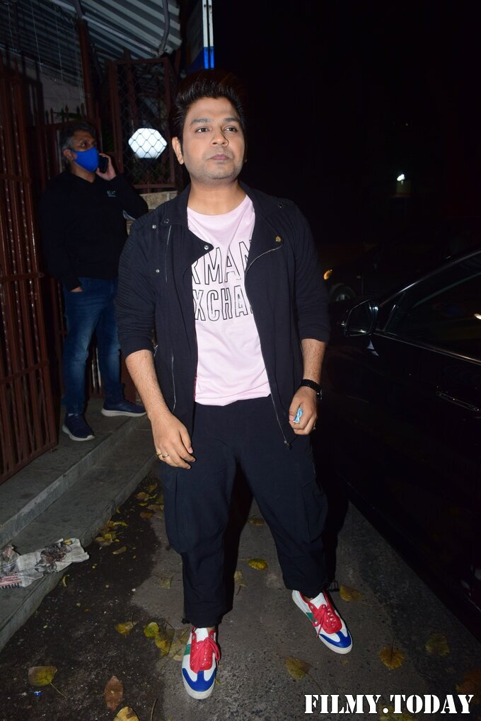 Photos: Celebs Spotted At Dubbing Studio   Picture 1767933
