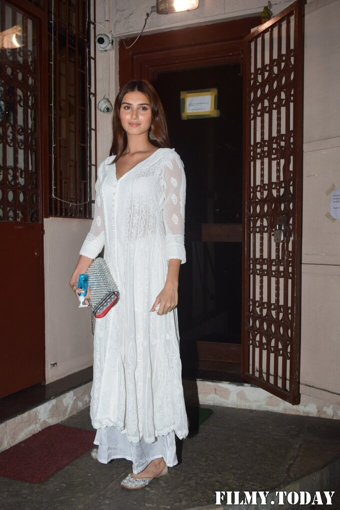 Tara Sutaria - Photos: Celebs Spotted At Dubbing Studio | Picture 1767931