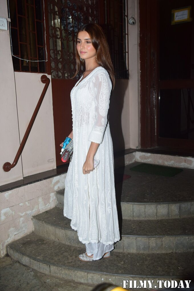 Tara Sutaria - Photos: Celebs Spotted At Dubbing Studio | Picture 1767928