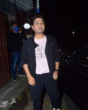 Photos: Celebs Spotted At Dubbing Studio | Picture 1767933