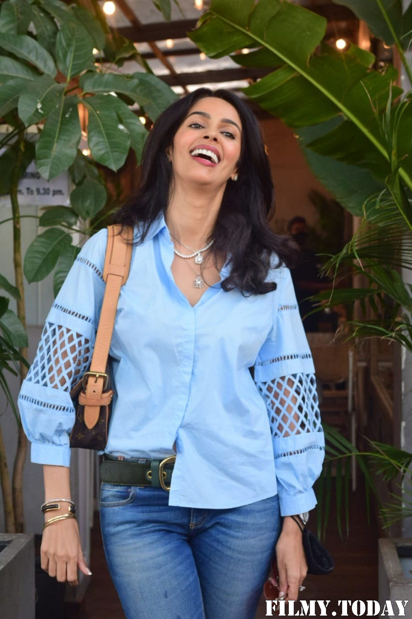 Mallika Sherawat - Photos: Celebs Spotted At Kitchen Garden In Juhu | Picture 1767946