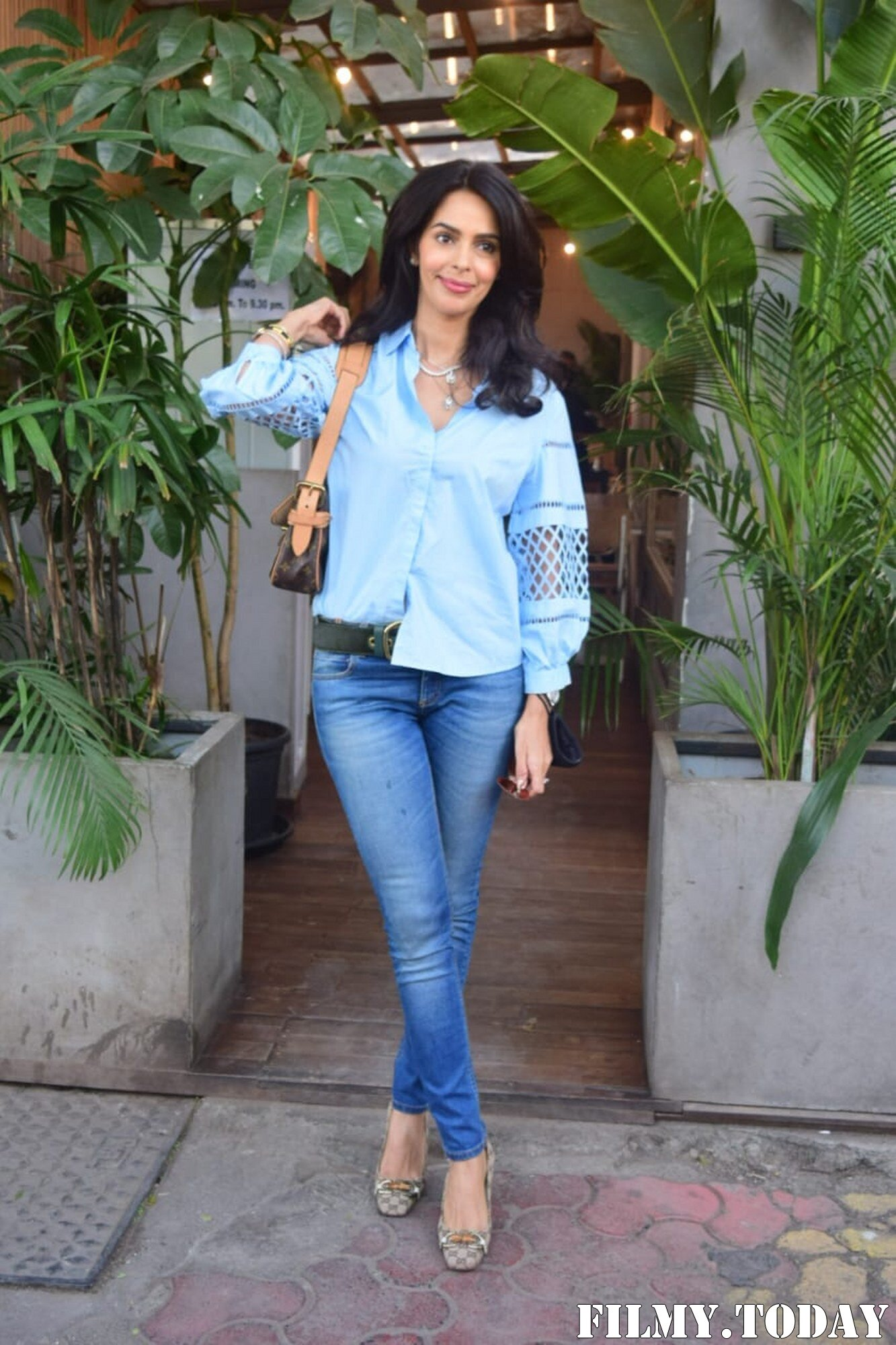 Mallika Sherawat - Photos: Celebs Spotted At Kitchen Garden In Juhu | Picture 1767942