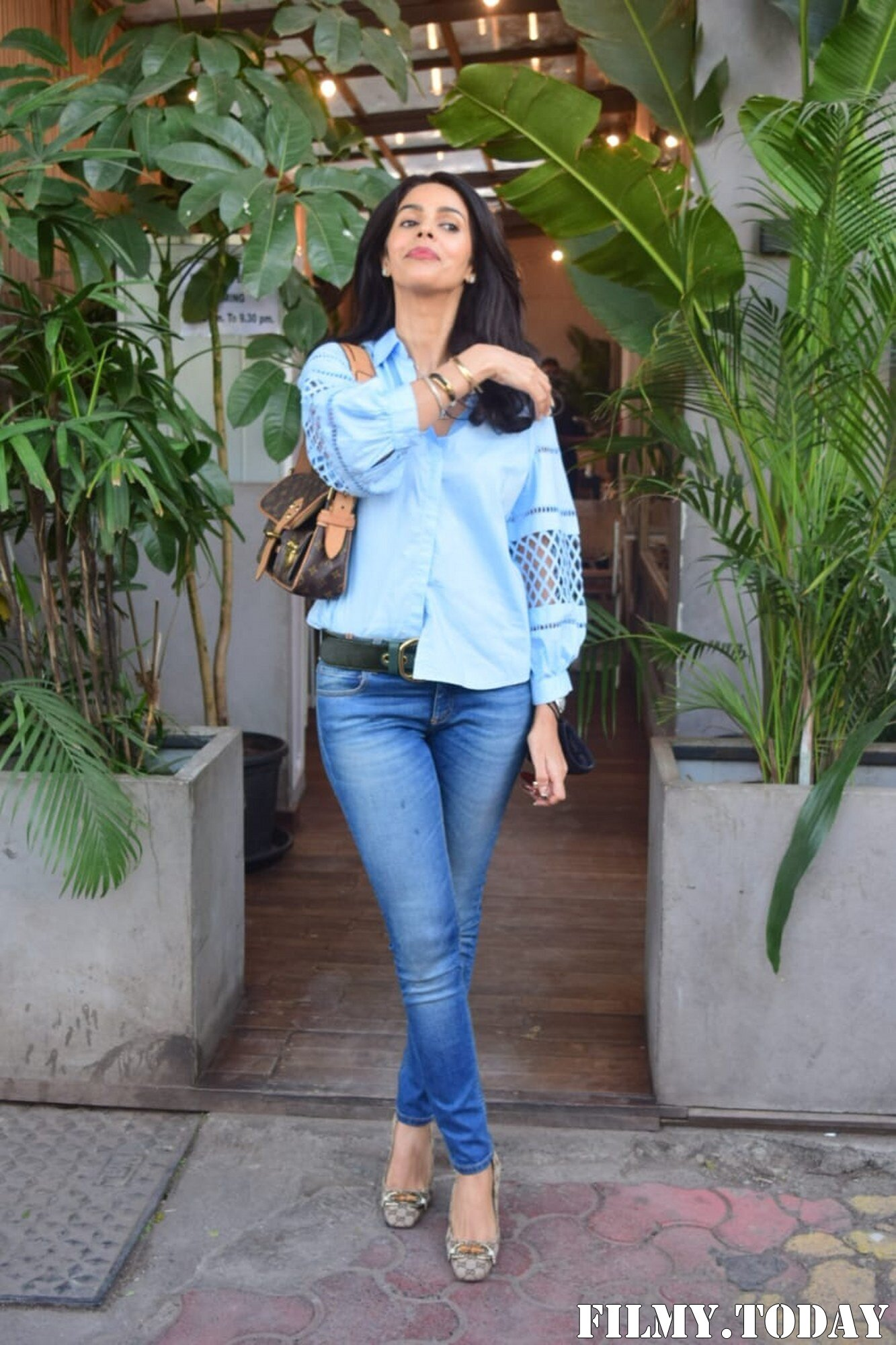 Mallika Sherawat - Photos: Celebs Spotted At Kitchen Garden In Juhu | Picture 1767943