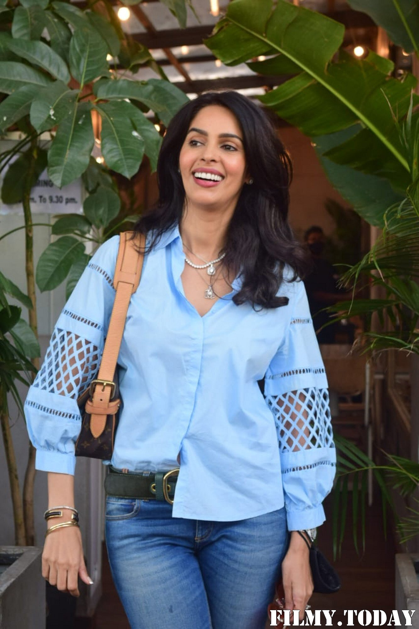 Mallika Sherawat - Photos: Celebs Spotted At Kitchen Garden In Juhu | Picture 1767947