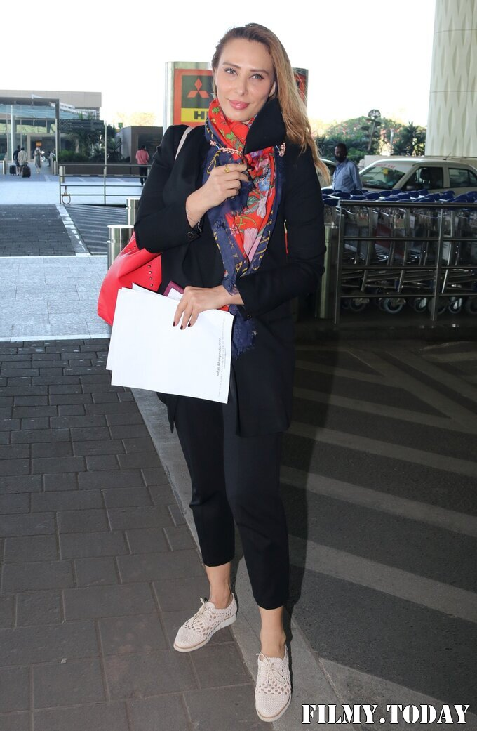 Lulia Vantur - Photos: Celebs Spotted At Airport | Picture 1768682