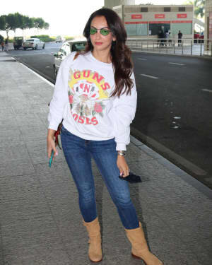 Seema Khan - Photos: Celebs Spotted At Airport