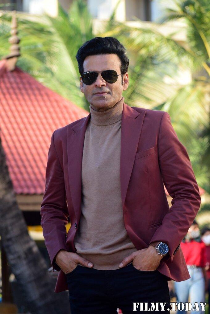 Manoj Bajpai - Photos: Promotion Of Web Series The Family Man Season 2 | Picture 1768640